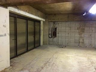 ダンススタジオの施工